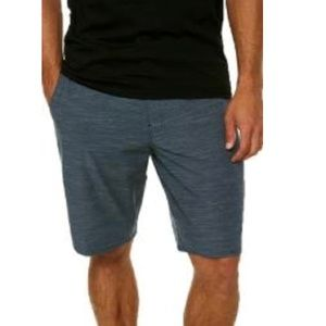 O'Neill hybrid slate men's short
